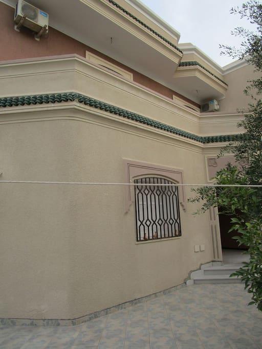 La facade