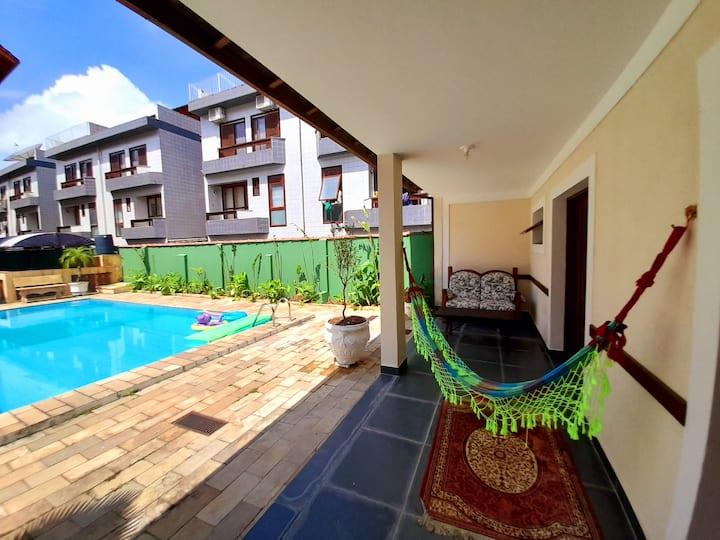 Apartamento com Vista Lateral para mar (207)