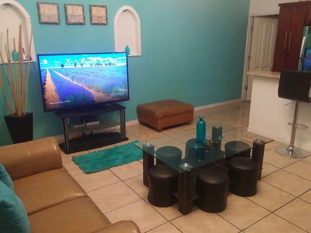 Hotel economico para consulado,etc. - Ciudad Juárez - Apartment