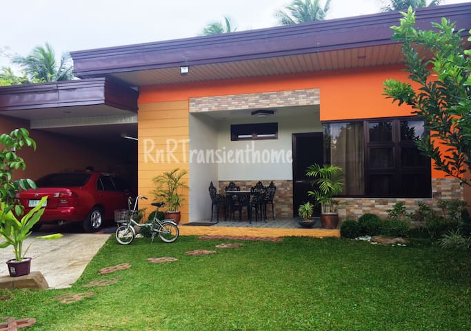QuickAccess-Fan Room good for 4 pax - Lipa City - Hus