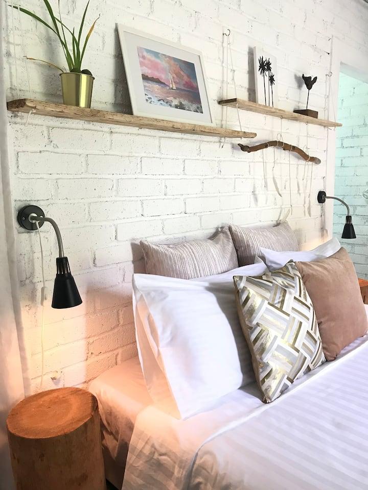 Couple Studio,Breakfast,Cafe&Swimming Pool