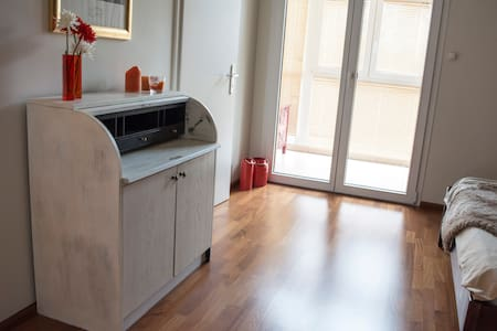 Chambre agréable - Chavannes-de-Bogis - บ้าน