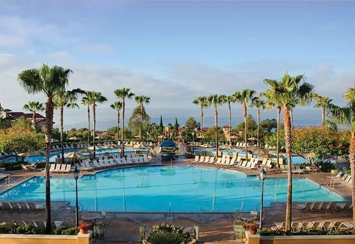 Marriott Newport Coast August 13 to 20;  +50% off - Newport Beach - Apartmen