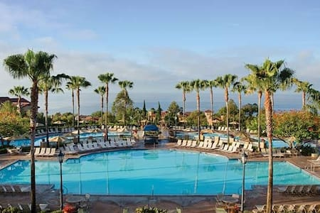 Marriott Newport Coast August 13 to 20;  +50% off - Newport Beach - Apartament