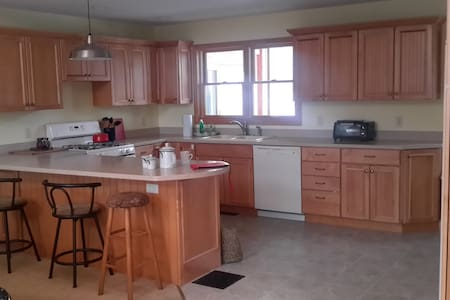 Birches Road home in lovely Sugar Hill NH. Private - Sugar Hill