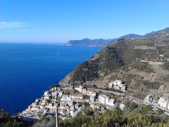 "NICE HOUSE CLOSE TO ""CINQUE TERRE -UNESCO SITE"""