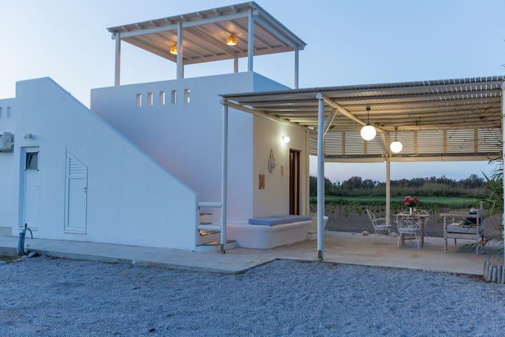 Villa Galante, (croft house nearby the sea)