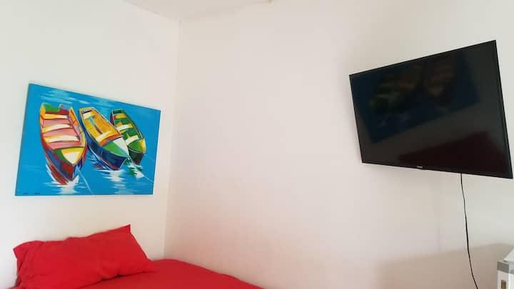 Estudio/Room/tu casa, Vive el Paraíso, ven ahora.