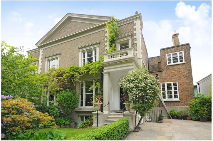 4 pembroke villas apartment on Richmond Green - Richmond - Lägenhet