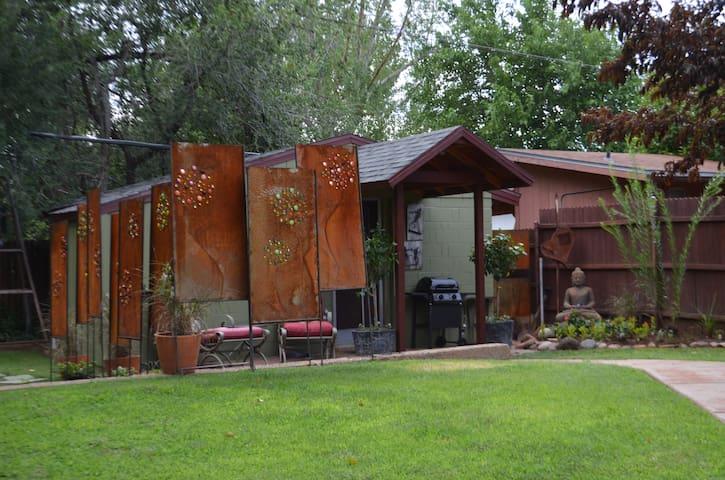Heart of Sedona Studio - Sedona - Guesthouse