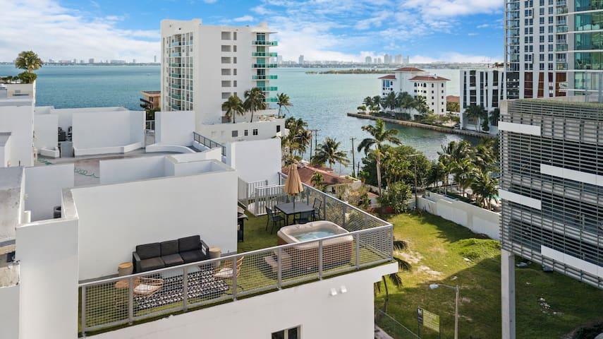 New Stylish Apartment in Miami