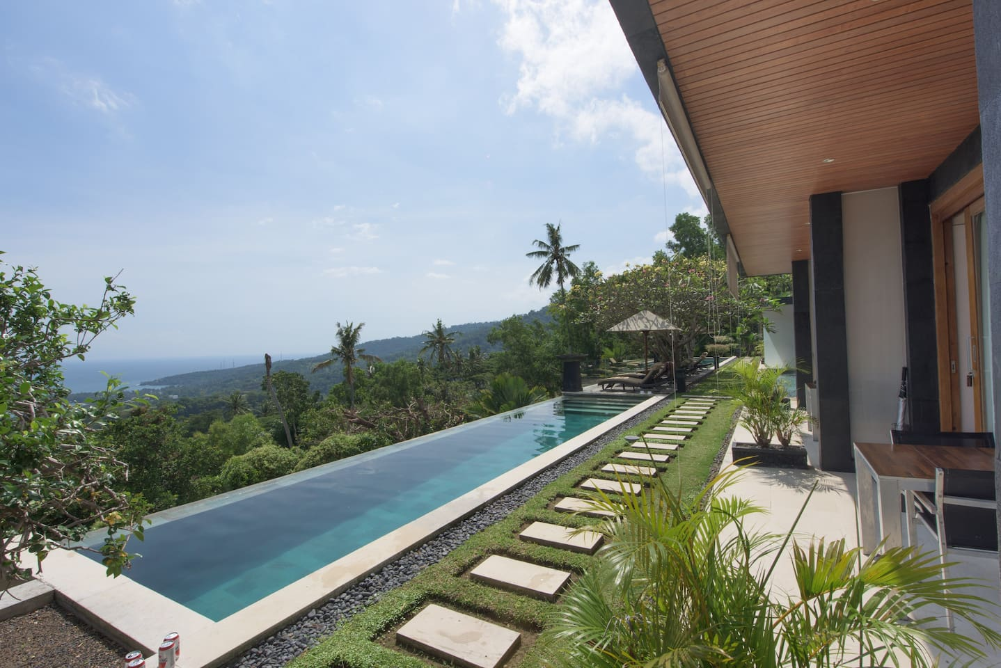 Sublime atmosphere @thepuncaklombok Small & Private and Exclusive boutique accommodation.