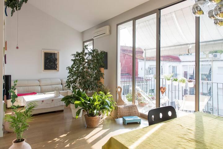 Bright apartment next to city center - Valencia - Appartement