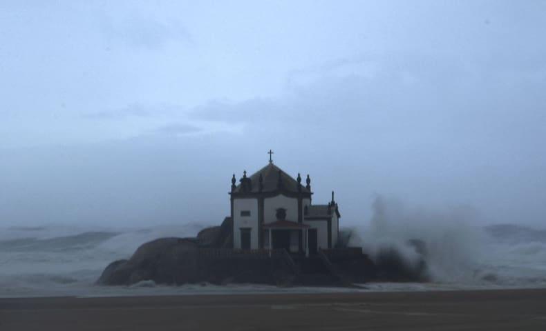 Romantic House (Porto 10 kms) Miramar