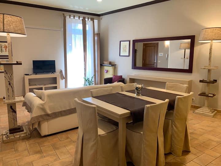 Appartamento Orchidea Superior in centro Orvieto
