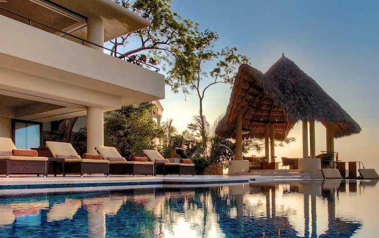 Luxury Villa at Sierra Del Mar ,ocean front