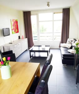 Best House For Groups and Families in Amsterdam! - Watergang - Leilighet