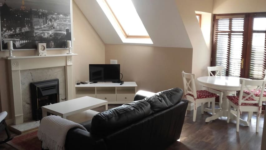 Spacious  2 bed apartment in heart of city. - Kilkenny - Lejlighed