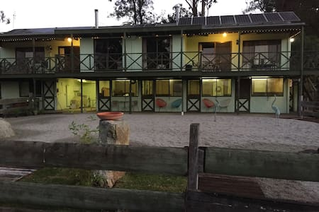 Brilynbrook farm stay.Emerald Unit. - Gembrook - 公寓