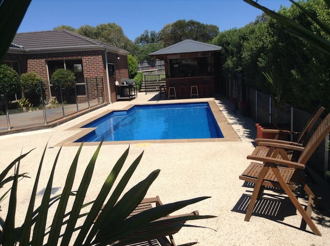 Relax and unwind here in Mornington