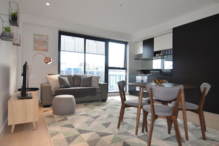 South Yarra Designer Boutique Apartment /w Carpark