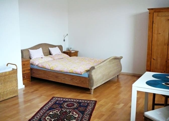 Alte Schule Wolkshausen - Gaukönigshofen - Apartment