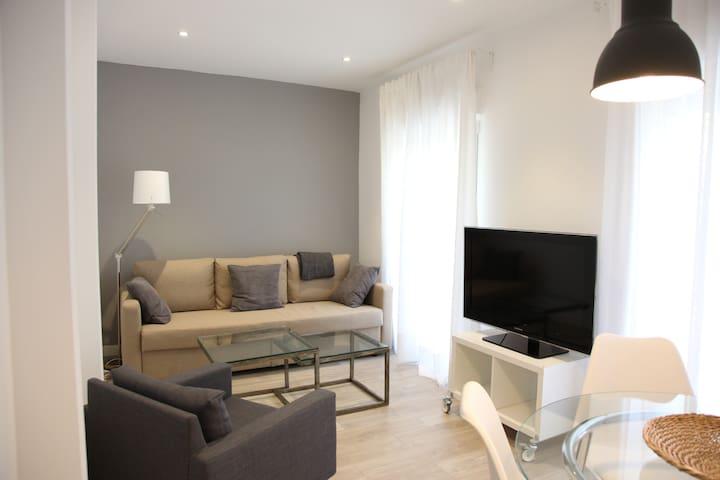 Precioso apartamento en Cuatro Caminos-Castellana