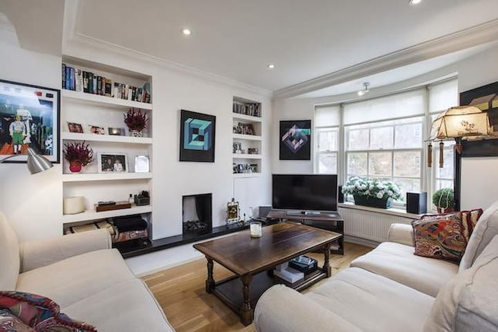 4 Bed House South Kensington Sleeps 8 Hyde Park