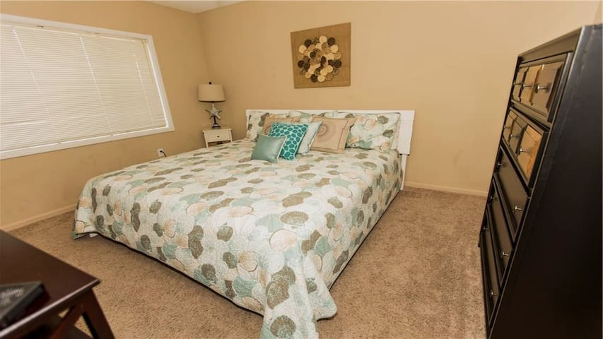 Immaculate house with private beach - Destin - Dom