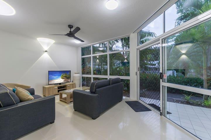 Tropical Nites Unit 3- 2 or 3 Bedroom Townhouse