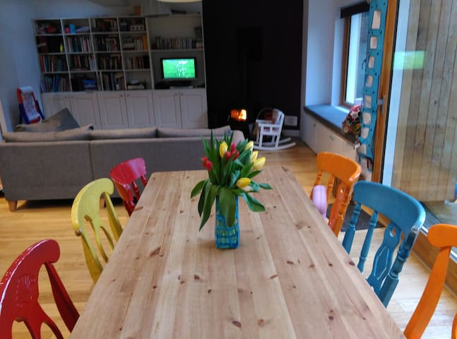 Great Family home beside Phoenix Park - Dublin - Haus