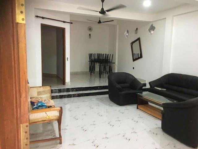 White chill - family room