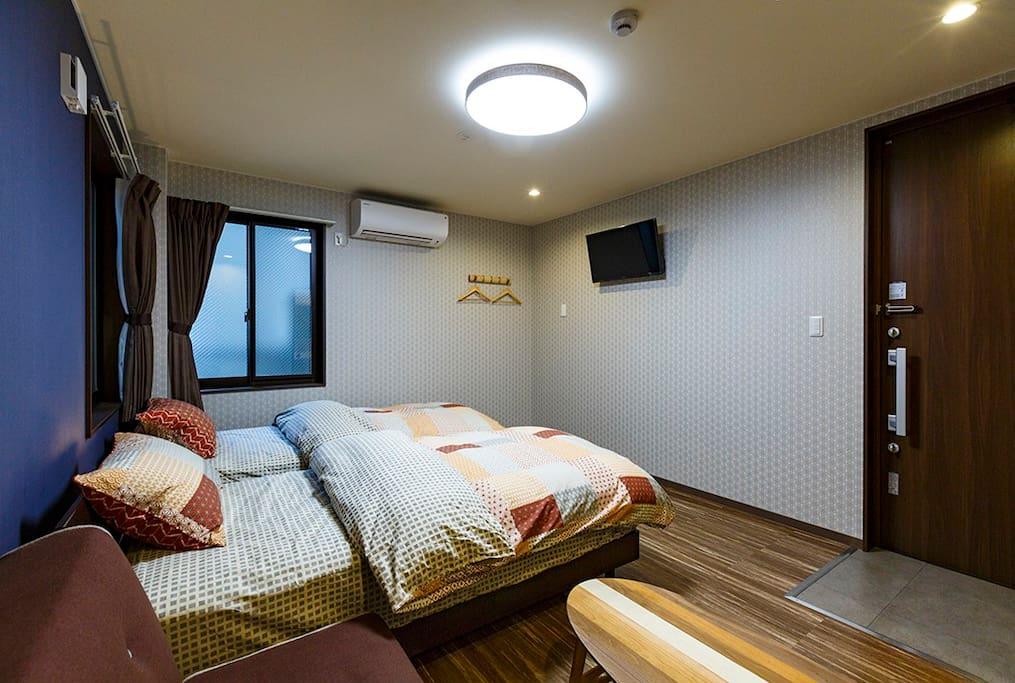 お部屋/Room