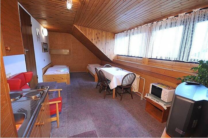 Apartmán Stará Lesná - Stará Lesná - Casa