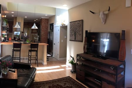 Charming house near downtown Denver and RINO - デンバー - 一軒家