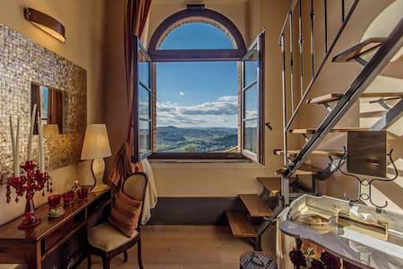 Charming House Rental, Crete Senesi - Monte Sante Marie
