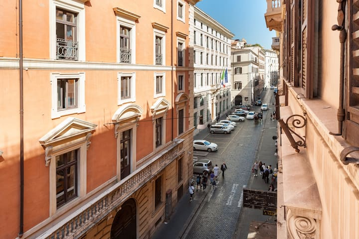NEW LUXURY APARTMENT - PIAZZA DI SPAGNA