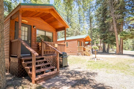 The Lupine Cabin #10