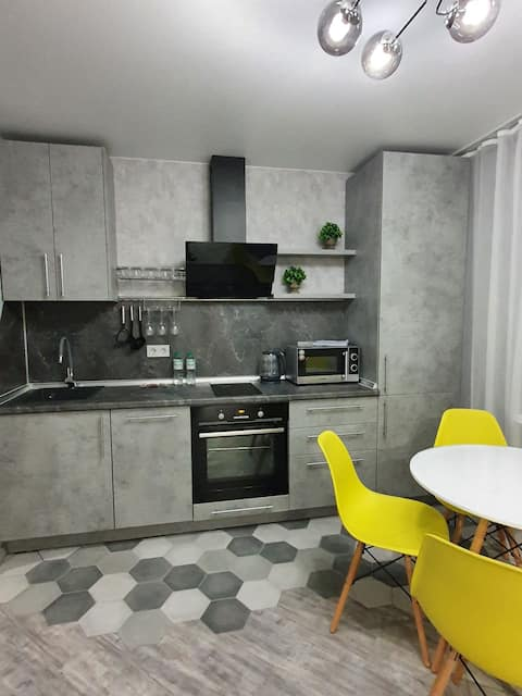 Апартаменты в скандинавском стиле