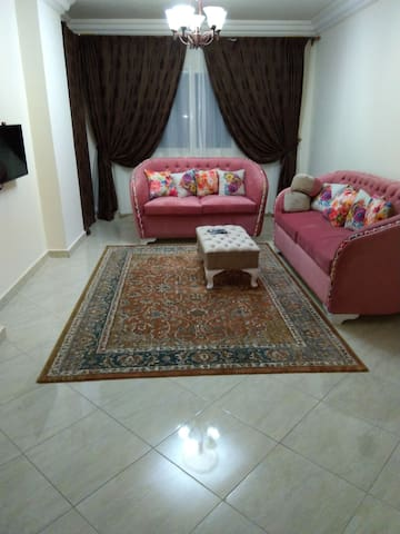 Cozy Apartment With Sea View In Alex