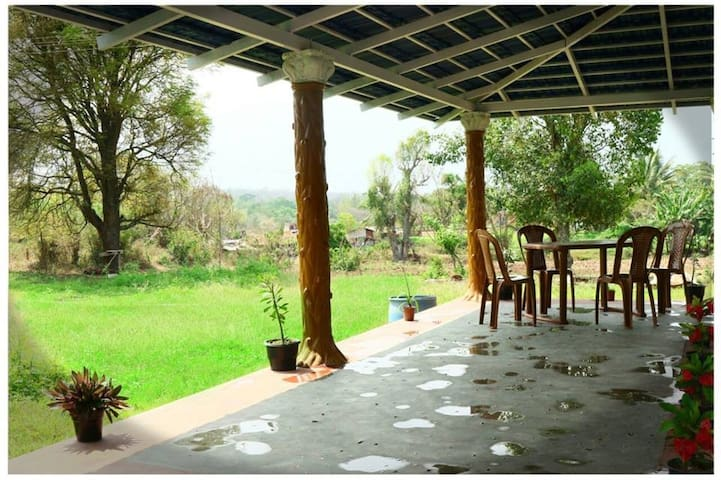 Farmagram Resort 2 - Farm based stay in Masinagudi
