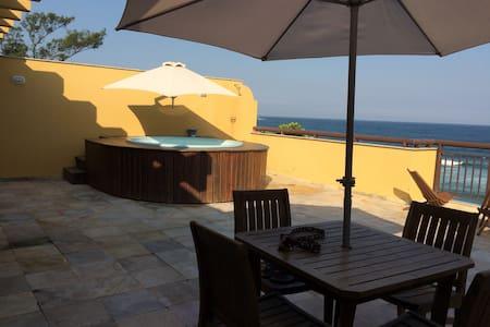 Apartamento em frente a praia - ริโอเดอจาเนโร - อพาร์ทเมนท์