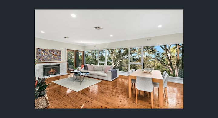 Jasper's Hill 4 Bed Family Home With Ocean Views