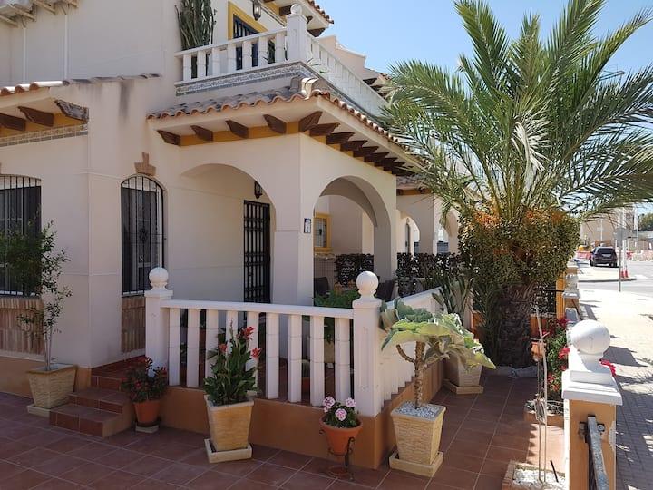 Casa Maria semi detached 3 bed Villa with sea view