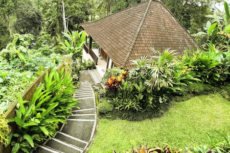 #1 Widi's House with Jungle View