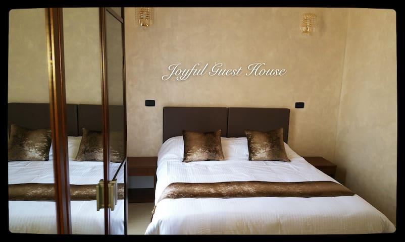 Welcome to Joyful Guesthouse - Rooma - Aamiaismajoitus