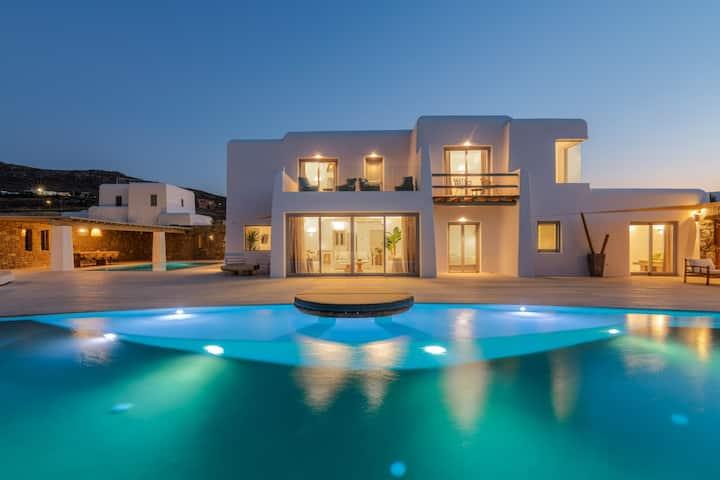 Villa Mati - mykonosAG.villas