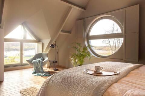 Puurs-Sint-Amands: casa de férias no Scheldt!