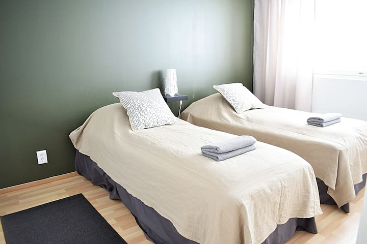Hiisi Homes Espoo Center - Standard Apartment, One Bedroom, Balcony
