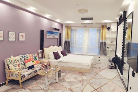 韩国KJY多媒体私家影院浪漫满屋房(以超棒的观影效果为亮点)